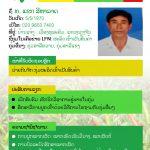 Mr Khek from Vientiane Province