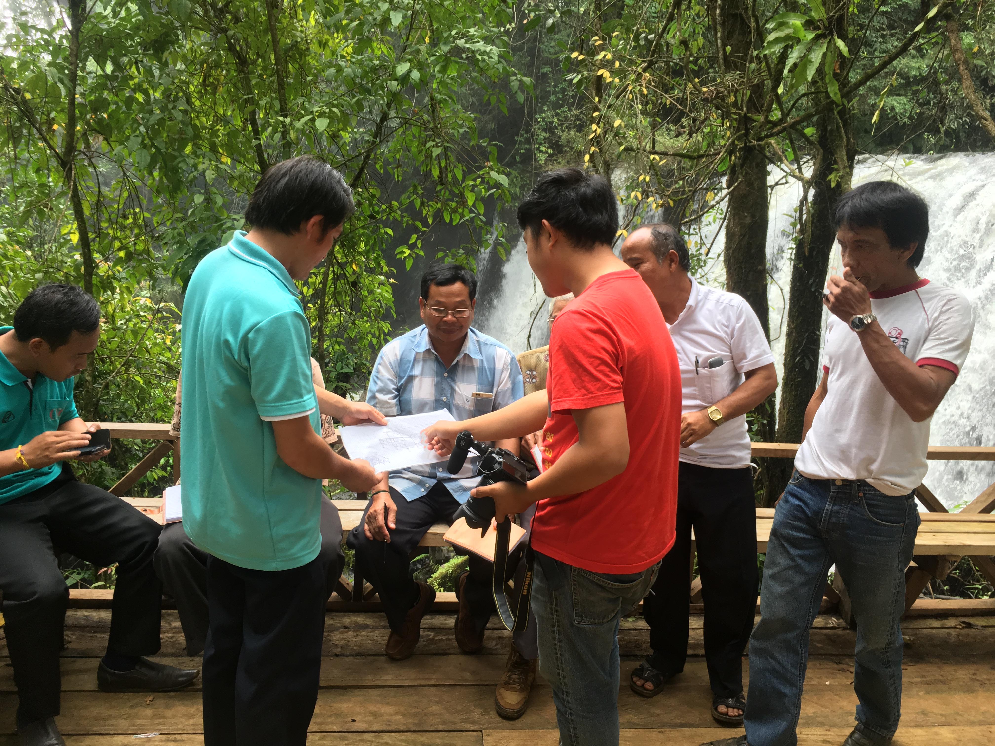 ເລີ້ມແລ້ວ ການສຶກສາກ່ຽວກັບສະຫະກອນກະສິກຳໃນລາວ A study on agricultural cooperatives has been launched